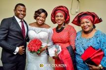 with Pastor Kate & Mrs. Adebayo